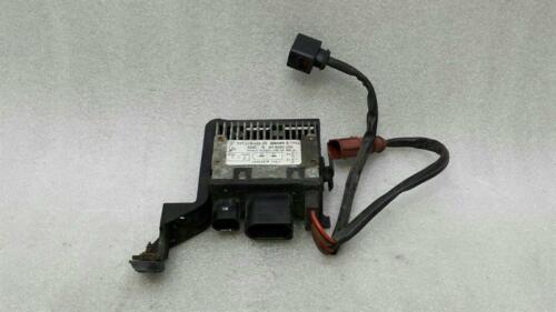 PORSCHE BOXSTER 987 Radiator Fan module 99761843600 Steuergerät Lufter