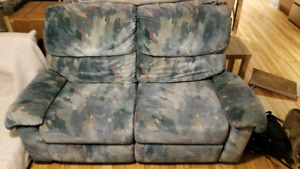 Fauteuil Sofa Elran 2 places inclinable