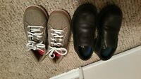 Tons of boys shoes and boots 5/7 per pair