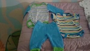 vêtement bébé garçon 3 mois