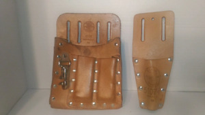 KLEIN TOOLS ELECTRICIANS LEATHER