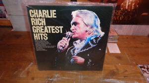 SEALED RECORD ALBUM LP CHARLIE RICH GREATEST HITS 1976 CBS/EPIC