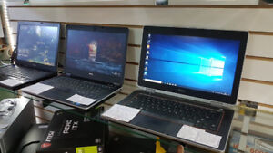Laptop Dell E5430 i5-3230M Batterie neuve HDMI