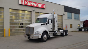 2016 Kenworth T880 Heavy Spec