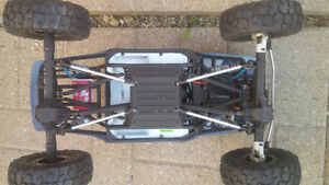 new axial wraith , modded and super clean....rc scx10 Kitchener / Waterloo Kitchener Area image 3