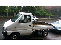 Suzuki carry pick up or van wanted any condition