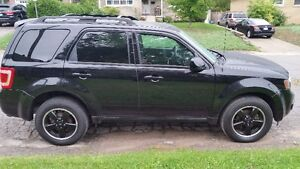 2010 Ford Escape XLT-BLACK APPEARANCE PKG SUV, Crossover
