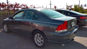 2007 Volvo S60 Berline 2.5T TURBO