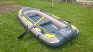 Inflatable raft Seahawk 4