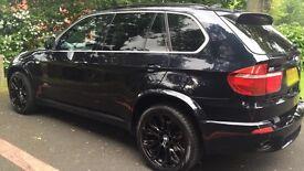 09 BMW x5 m sport