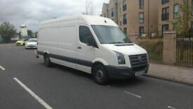Volkswagen Crafter 2.5BlueTDi ( 109PS ) CR35 Maxi LWB (2010)