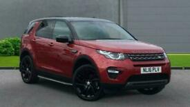 image for Land Rover Discovery Sport 2.0 TD4 180 SE Tech 5dr Estate Diesel Manual