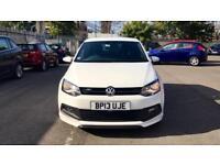 2013 Volkswagen Polo 1.2 TSI 105 R Line 5dr Manual Petrol Hatchback