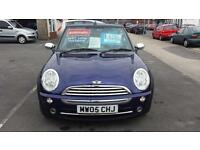 2005 MINI CONVERTIBLE Cooper 1.6 Automatic From GBP5,495 + Retail Package