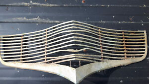 1939 Dodge Coupe Bumper and Grill
