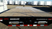 SOUTHLAND 20ft FLAT DECK *14K**DECK OVER**NITRO FILLED TIRES*