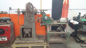 Industrial Pedestal Grinder / Polisher - H.H Roberts Machinery