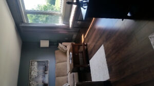 2 bedroom fully furnished apartment for rent month to month.