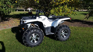 2010 Yamaha Grizzly 700 Special Edition 4x4