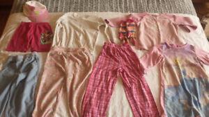 Lot de vêtements fille 3 ans - 21 morceaux