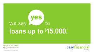 EASYFINANCIAL NEW LOCATION - 165 MAIN STREET, MONCTON, NB