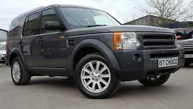 2006 LAND ROVER DISCOVERY 3 TDV6 HSE HUGE AMOUNT SPENT ON THIS BY THE LAST OWNE