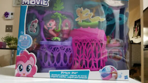 pouliche The Movie/ My little pony