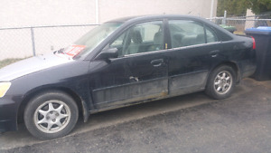 2001 Honda civic * need gone * westbank not pen