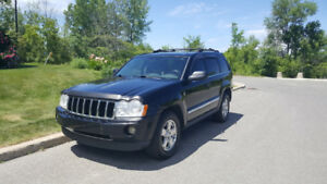2007 Jeep Grand Cherokee over load VUS