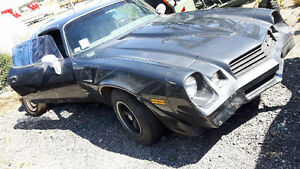 Project - 1980 Camaro Z28 T-top