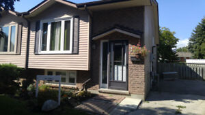 House For Lease In Oshawa-OPEN HOUSE TODAY !!