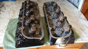 Rebuilt 454 Heads (pair). 1987 and Newer.