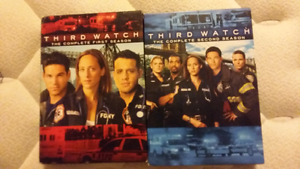 Third Watch -Seasons 1 and 2