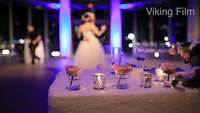 Professional wedding videography. Second videographer for free.