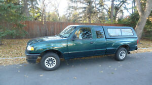 Mazda Pickup - Nifty 1998 B2500