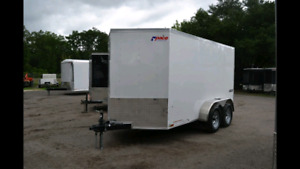 Want 6x12 or 7x14 tandem enclosed trailer