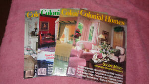 Colonial Homes Magazines