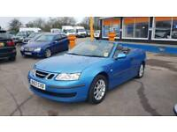 SAAB 9-3 1.8t 2007MY LINEAR CONVERTIBLE