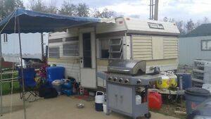 Travelaire camper for sale
