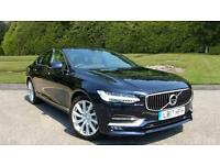 2017 Volvo S90 D4 Inscription w. Winter Pack Automatic Diesel Saloon