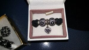 Brand New Authentic Pandora Silver Charms