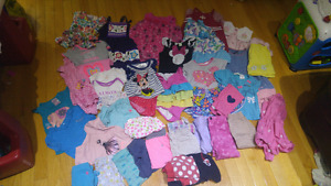 18-24 month girls clothing lot