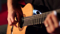 Tutoring  the Classical/Nylon Guitar (Pop and Classic)