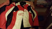 Alpinestars MX1 racing jacket!