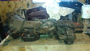 jeep zj auto transmission and np 242 t case
