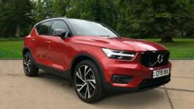 image for Volvo XC40 T4 R Design Pro AWD Auto  Nav 4x4 Petrol Automatic