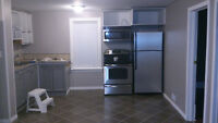 Nicely Renovated 2 bedroom, w/Wifi, laundry, all inclusive.Oct 1