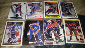 Mark Messier Collection.