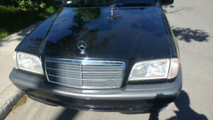 Mercedes C230 w202 Low Mileage Great Condition