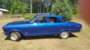 1963 Acadian Beaumont - one heck of a deal!